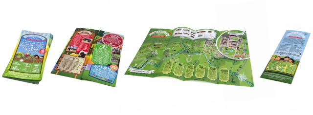 Visitor Map & leaflet